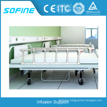 Aluminum Alloy Guardrails For Hospital Bed
