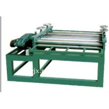 QJ metal sheet leveling machine with electric power