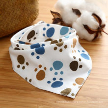 Les bavoirs de bave de bavoirs de bébé pour bavoirs de bandana de bavoir de bébé de bave et de dentition