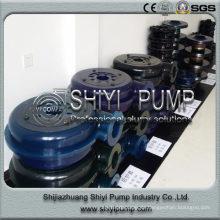 Polyurethan-Zentrifugalersatzteil in der Mineralverarbeitung