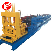 Steel c z purlin shape roll forming machine