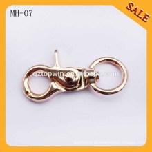 MH07 Großhandelspreis Metallbeutelhaken Hardwarezusätze für Handtaschen