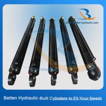 Cylindre hydraulique à piston en acier inoxydable pour chaises