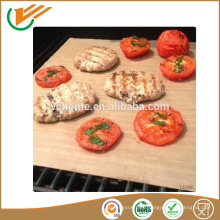 Custom 2015 Factory wholesale high temperature Easy cleaning Non-stick oven liner made in China