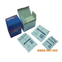 Almohadilla de gasa esterilizada disponible, disponible en tamaño