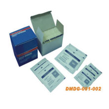Disposable Sterilized Gauze Pad, Available in Size