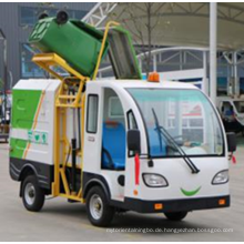 Neues Design Elektro-Müllwagen