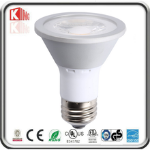 Hot Sale 7W COB LED PAR20, Dimmable LED PAR Light