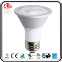 LED Лампа 7W затемнения par20 светодиодные лампы свет равенства Сид dimmable 7W светодиодные лампы par20 светодиодные par20 освещение