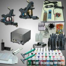 Nueva fuente profesional del kit del tatuaje del nuevo diseño 2012