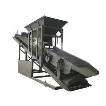 Sand Separating Machine Mobile Vibrating Screen