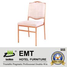 Metall konkurrenzfähiger Preis Stuhl Suplier (EMT-821)