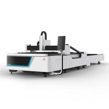 fiber laser power source automatic type laser cutting machine