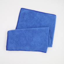 30/30cm Warp Knitting Microfiber Car Cleaning Cloth