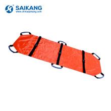 Maca macia portátil de dobramento médica de SKB3A102 para a emergência