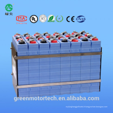 Assurance qualité, batterie au lithium 96V 180Ah, packs de batterie lifepo4 72v 100ah