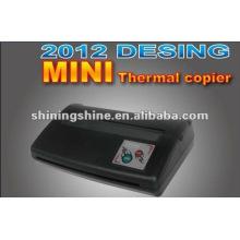 Machine de copieur thermique à micro-tatouage à chaud à 2016 à chaud