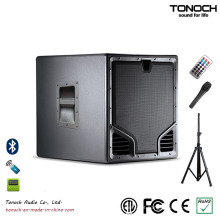 Hot Sale 15 Inches PA System Subwoofer