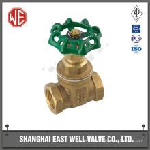Brass gate valve 3 inch
