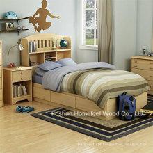 Kids Twin Wood Mates Bed Conjunto de quartos de 3 peças (HF-HH31)