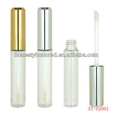 Simple bottle, lipstick tube, lip gloss container for sale