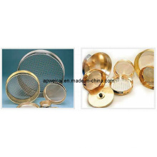 Test Sieve (Brass Mesh, widely used in labs)