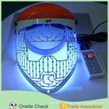 2015 Venda a quente IPL terapia de luz tratamento de acne máquina de luz azul