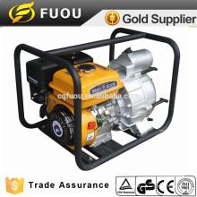 Bomba de agua portable de alta presión de la gasolina con funcionamiento estable