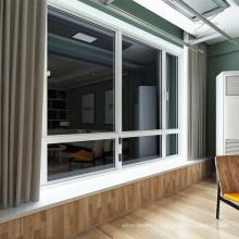 fenêtre en verre en plastique / vitrage en plastique / fenêtre en plastique vinyle