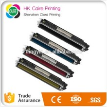 Factory Price Compatible 126A/CE310A/CE311A/CE313A/CE312A Toner Cartridge for HP Color Laserjet PRO Cp1025/Cp1025nw