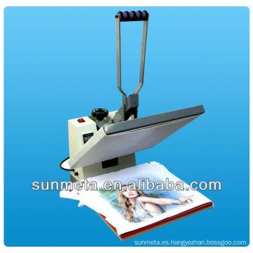 Flat Heat Press Machine Precio de la camiseta