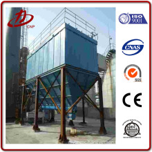 Jet dust collection system used for the coal-fired boiler application