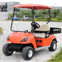 Marshell 2 assento carrinho de golfe elétrico utilitário com caixa de carga (du-g2)