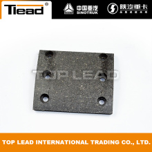 Sino Truck parts WG9100440027 Brake Lining for Howo Truck