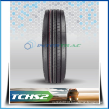 Intertrac brand all steel radial tubeless EU Russia truck tires 315 60 22.5