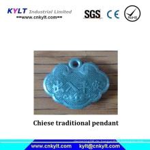 Kylt Chiese Traditioneller Anhänger (Zinkeinspritzung)