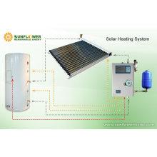 Colector solar de aluminio de la pipa de calor (KEYMARK SOLAR EN12975, SRCC, CE)