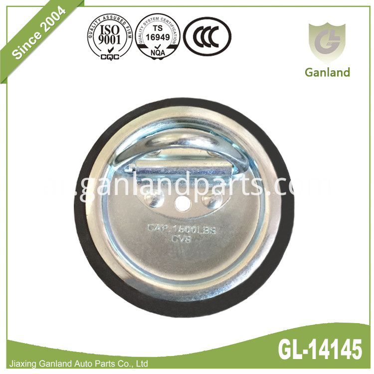 Tie Down Ring Rubber Base GL-14145