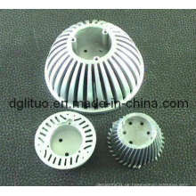Kühlkörper / Aluminium-Kühlkörper / Aluminium-Teil / Aluminium-Druckguss / Druckguss Aluminium / Elektronische Teile /