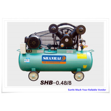 Factory Wholesale PriceList for Supply Shb Piston Air Compressors,Portable Piston Air Compressors,Industrial Piston Air Compressors,500L Piston Air Compressors to Your Requirements SHB-0.48/8 Customized Piston Air Compressor export to Gambia Supplier