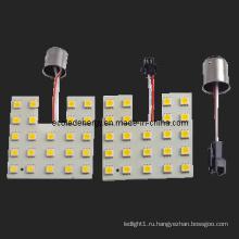 Светодиодные автомобильные лампы с маркировкой CE и Rhos Afl23