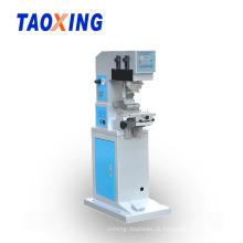 máquina de impressão de almofada semi-automática