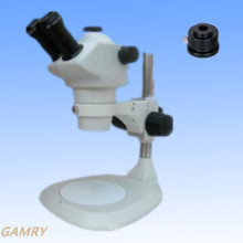 High Quality Stereo Zoom Microscope (JYC0850-TCR)