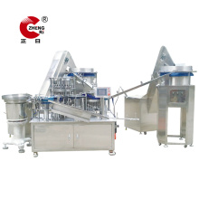 OEM China High quality for Disposable Injection Syringe Machine Full Automatic Plastic 2-Parts Syringe Assembly Machine supply to Italy Importers