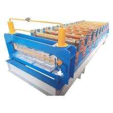 Бангладеш 840-900 Цветной стальной лист Двойной сверлильный станок