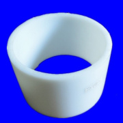 UHMWPE tubo de cenizas volantes