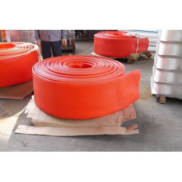 Pu Fire Fighting Delivery Hose