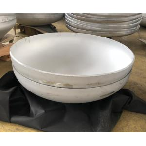 small diameter dishend for autoclave