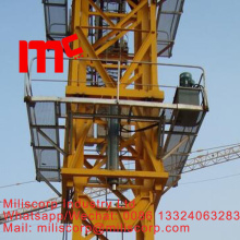 Tower crane hydraulic unit