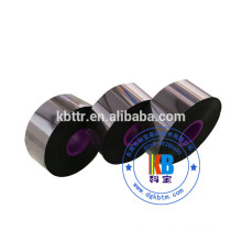 Printer ribbon compatible TTO Markem smartdate black printer ribbon
